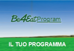 Bottone Be4Eat Program 2