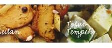Tofu, Seitan e Tempeh