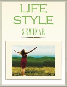Life Style Seminar